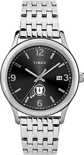 Timex Women's University of Utah Utes Watch Sage Stainless Watch