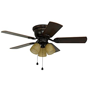 Harbor breeze centreville 42 in oil rubbed bronze indoor flush mount harbor breeze centreville 42 in oil rubbed bronze indoor flush mount ceiling fan with aloadofball Gallery