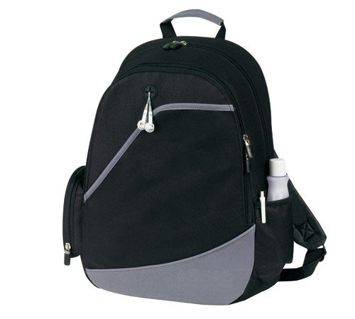 - Yens Fantasybag Urban Compu-Backpack, CB-6638 (Grey)