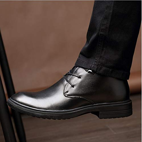 Hommes Chaussures Oxford D'hiver Fmwlst Décontractées Pour Bottes RYqXww1t