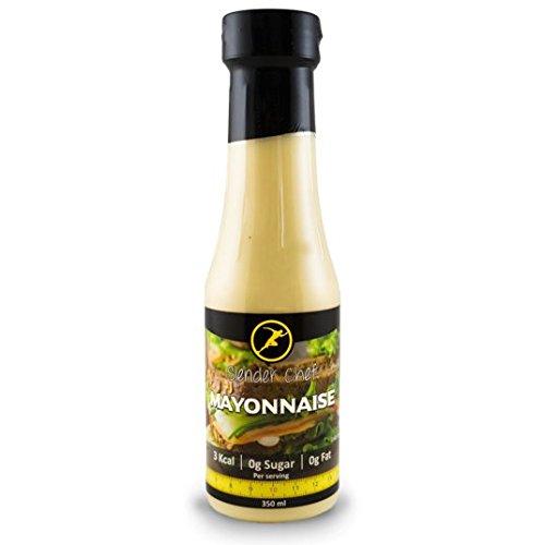 Slender Chef Sauce, Fettfrei und Zuckerfei - Mayonnaise 350ml
