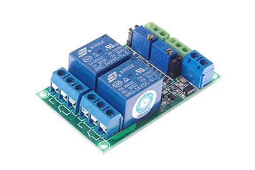 SMAKN® DC 5V 2-Channel Voltage Comparator LM393 Comparator Module
