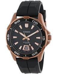 (新低)卡西欧Casio Men's MTD-1063-1AVCF 男士树脂表带手表 $42.97