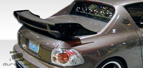 Universal Duraflex Saleen Wing Trunk Lid Spoiler - 1 (Saleen Wing)