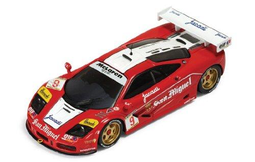 1/43 マクラーレンF1 GTR 1995年Zhuhai GT #9 ドライバー:A.Wallace/O.Grouillard GTM065の商品画像