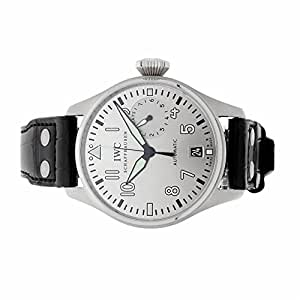 IWC Big Pilot automatic-self-wind mens Watch IW5009-06 (Certified Pre-owned)
