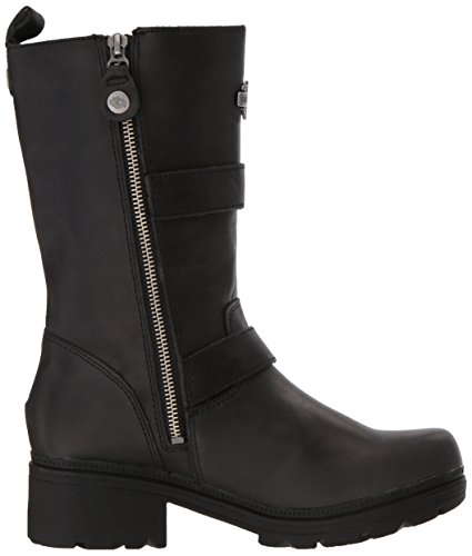 Motorcycle Ardsley Harley Boot Black Davidson Women's qEErwt6