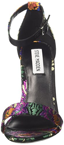 Black Escarpins Multicolore Steve US Carrson Noir Womens Bout Femme Multi Ouvert Multi Black Madden BxfwqY7
