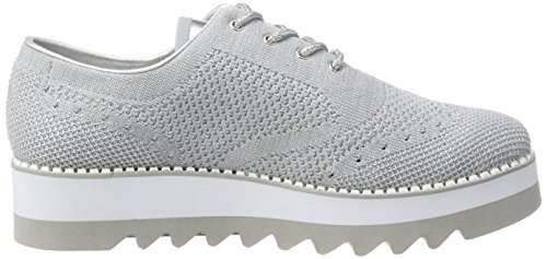 Femme Silver 1513 Basses Bugatti 411411036959 Sneakers Grey qxfgCan