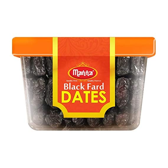 Manna Dates 400g ( Hygienically Packed) Free from Any Additives or Preservatives