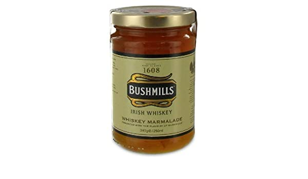Amazon.com: Bushmills Irish Whiskey Marmalade by Bushmills Irish Whiskey: Home & Kitchen