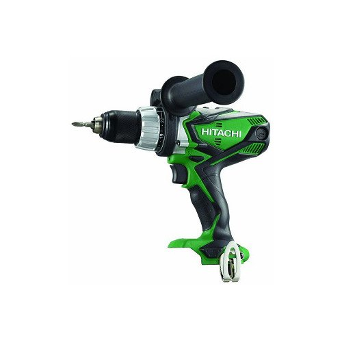 Hitachi DV18DSDLP4 18-Volt Cordless Lithium-Ion Hammer Drill (Tool Only, No Battery)