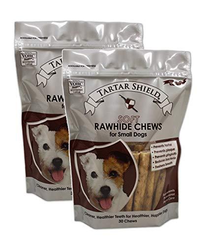 Highest Rated Rawhide Bones Dog Treats