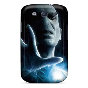 Snap-on Lord Voldemort Case Cover Skin Compatible With Galaxy S3