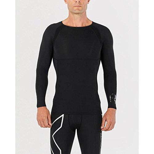 Longsleeve Schwarz Recovery 2019 Men's Compression nero Black Underwear Refresh 2xu tf7aw
