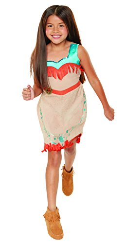 Disney Princess Heart Strong Pocahontas Dress]()