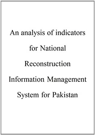 an analysis of the pakistani management An analysis of the emirates airline operation management system - muhammad naeem - essay - business economics - business management, corporate governance .