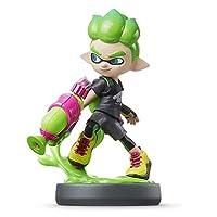 Nintendo amiibo - Inkling Boy (Neon Green) (Serie Splatoon) Importación de Japón