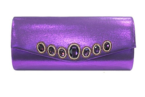 Purple UK amp; Walk 43 Bag Sandales femme Wear pour T81wnWqpnZ