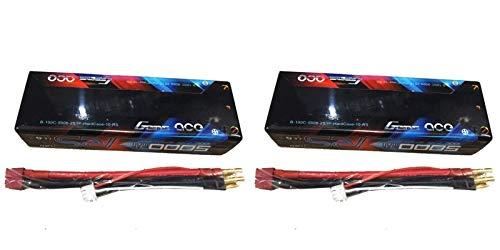 Gens ace 2 Pack 50000MAH 2S 7.4 100C Racing Series LIPO Battery