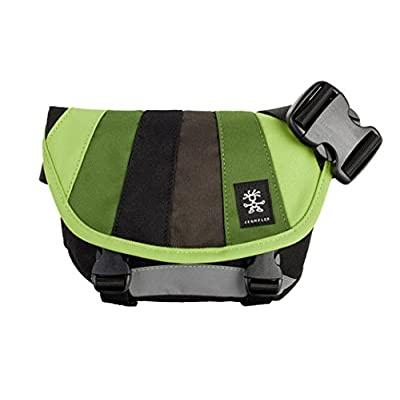 2cce3009b4ad new Crumpler Tuans Big Band Messenger Bag Waist Pack(Snot Green ...