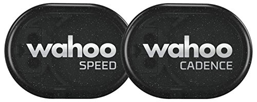 (Wahoo RPM Cycling Speed and Cadence Sensor, Bluetooth /)
