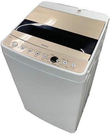 ハイアール 全自動洗濯機 5.5kg JW-C55D-N
