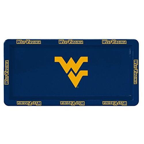 West Virginia Mountaineers Ceramic - NCAA West Virginia Mountaineers Ceramic Game Time Platter