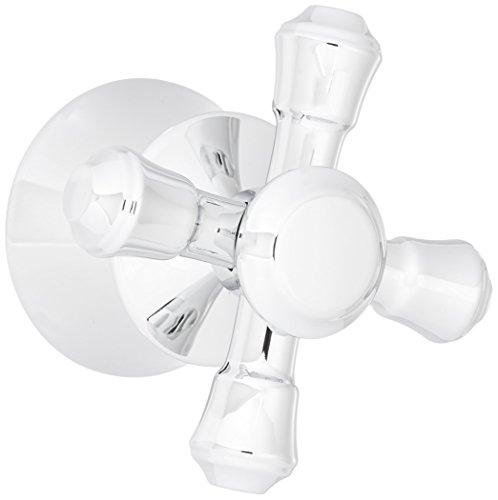 Delta Faucet H795 Cassidy Single Cross Bath Handle Kit, Chrome