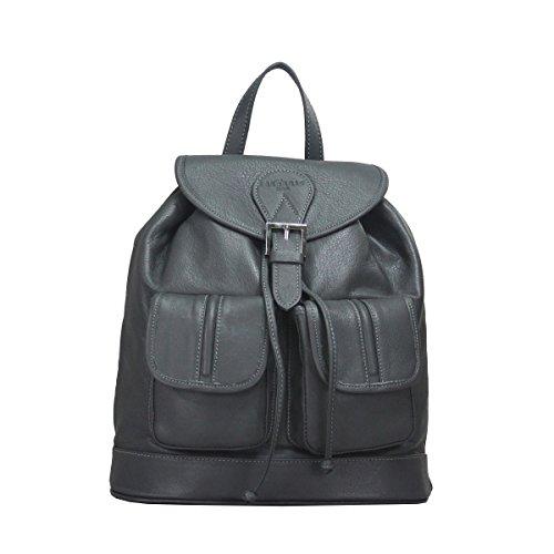 Frederic T. - Bolso mochila  para mujer gris