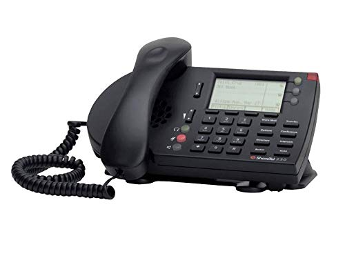 ShoreTel ShorePhone IP 230 Phone - Black (Certified Refurbished)
