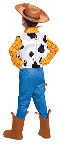 41zeZ%2BjBJ7L - Disney Pixar Woody Toy Story 4 Deluxe Boys' Costume