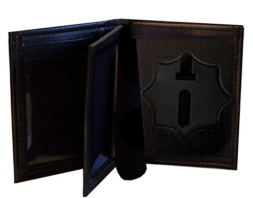 Denver County Sheriff Hidden Badge Wallet (Cutout PF325) for sale  Delivered anywhere in USA