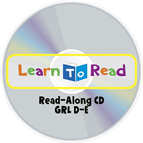 Creative Teaching Press Learn to Read-Along CD, Level D to E, Books Not Included ()