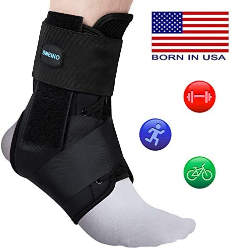 SNEINO Men%EF%BC%8CAnkle Sprained Stabilizer Volleyball product image
