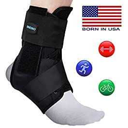 Ankle Brace Ankle Brace for Women – Ankle Brace for Sprained Ankle,Ankle Brace Stabilizer,Ankle Support Brace for Women…