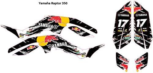 Amazon com: Yamaha Raptor 350 Graphics: Everything Else