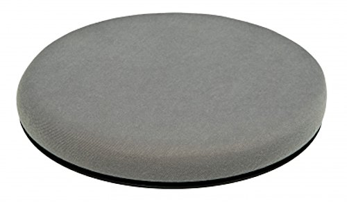 Pivit Swivel Seat Cushion | 360 Degree Rotation Converts Any Chair Into a Comfortable Swiveling Chair | Reduces Pressure Point Sensitivity & Alleviates Back, Knee & Hip Pain | Supports up to 300 lbs. from pivit