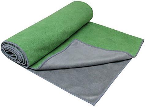 Gaiam Dual-Grip Yoga Mat Towels
