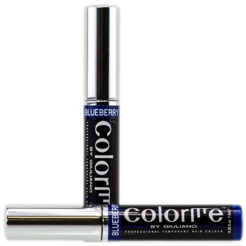 Colorme By Guiliano Professional Temporary Hair Color - Blueberry 0.25 Fluid Ounces (The Best Hair Colour For Me)