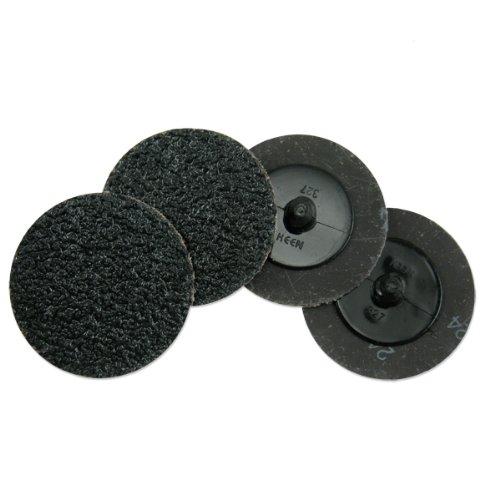 UPC 837013111788, Neiko Roloc Type 2-Inch Silicon Carbide Sanding Disc, 100 Grit, 25 Pieces