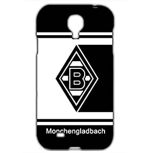 DIY Design FC Monchengladbach Collection Football Club Phone Case Cover For Samsung Galaxy S4 3D Plastic Phone Case