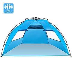 Easy Setup Beach Tent,