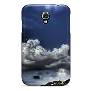 New Shockproof Protection Case Cover For Galaxy S4/ Superb Clouds Scape Hdr Case Cover