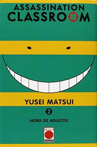 Descargar Libro Assassination Classroom 2. Hora De Adultos Yusei Matsui
