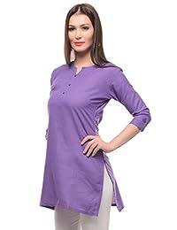 Maple Clothing India Kurti Cotton Tunic Top Womens Indian Blouse
