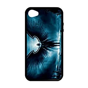 KOKOJIA Fashion Falling Skies Custom Case for iPhone 4,4S (Laser Technology)