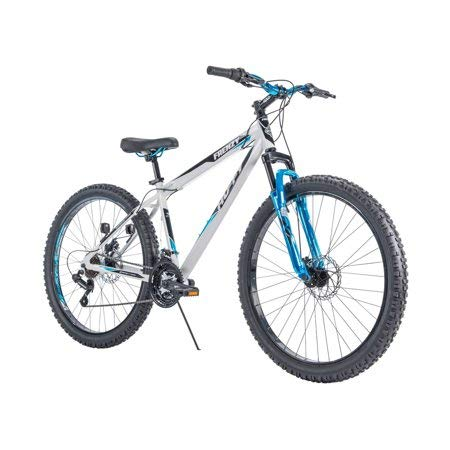 ens Mountain Bike with Aluminum Frame, Blue ()