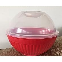 Nordic Ware Microware Quick Popper Microwave Popcorn Popper No BPA by Nordic Ware