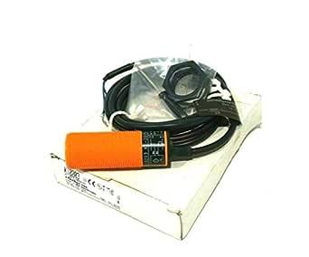 IFM KI-2015-BBOA/NI-KI0203 45-65 HZ, CAPACITIVE Sensor, 3-15 MM Sensing Range, Normally Closed Output Function, 2 Meter Cable Length, Threaded Type HOUSING, 250 MA, Non-Flush MOUNTABLE, 20-250 VAC/DC